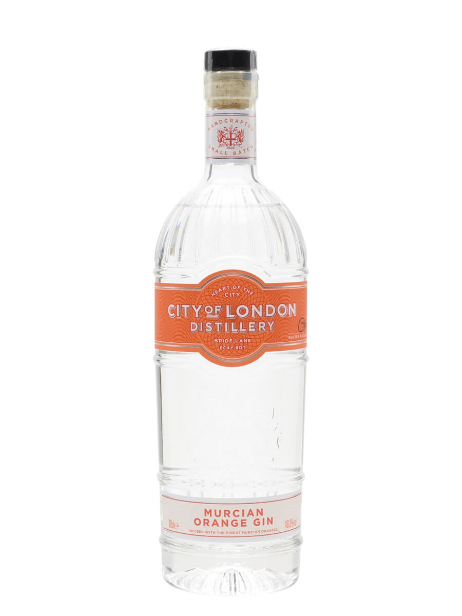 City of London Murcian Orange Gin