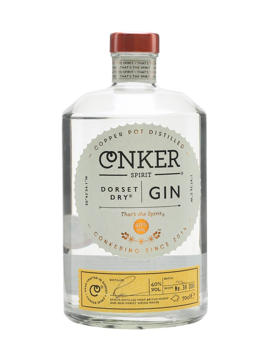Conker Spirit Dorset Dry Gin