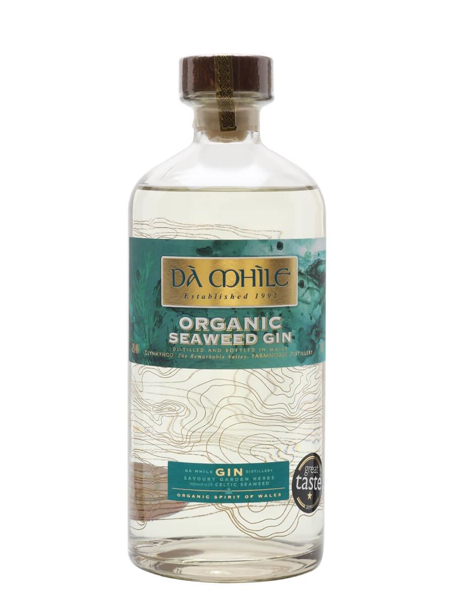 Da Mhile Seaweed Organic Gin