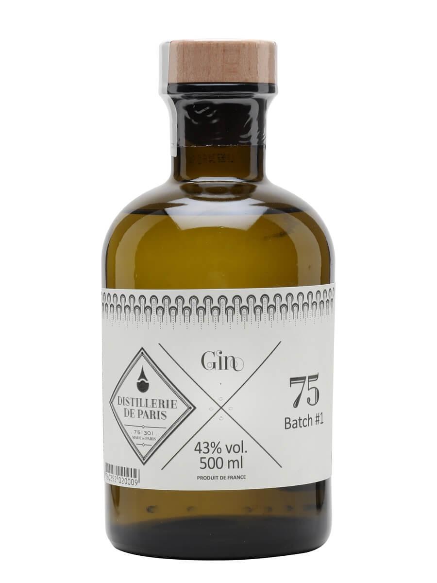 Distillerie de Paris Batch 1 Gin