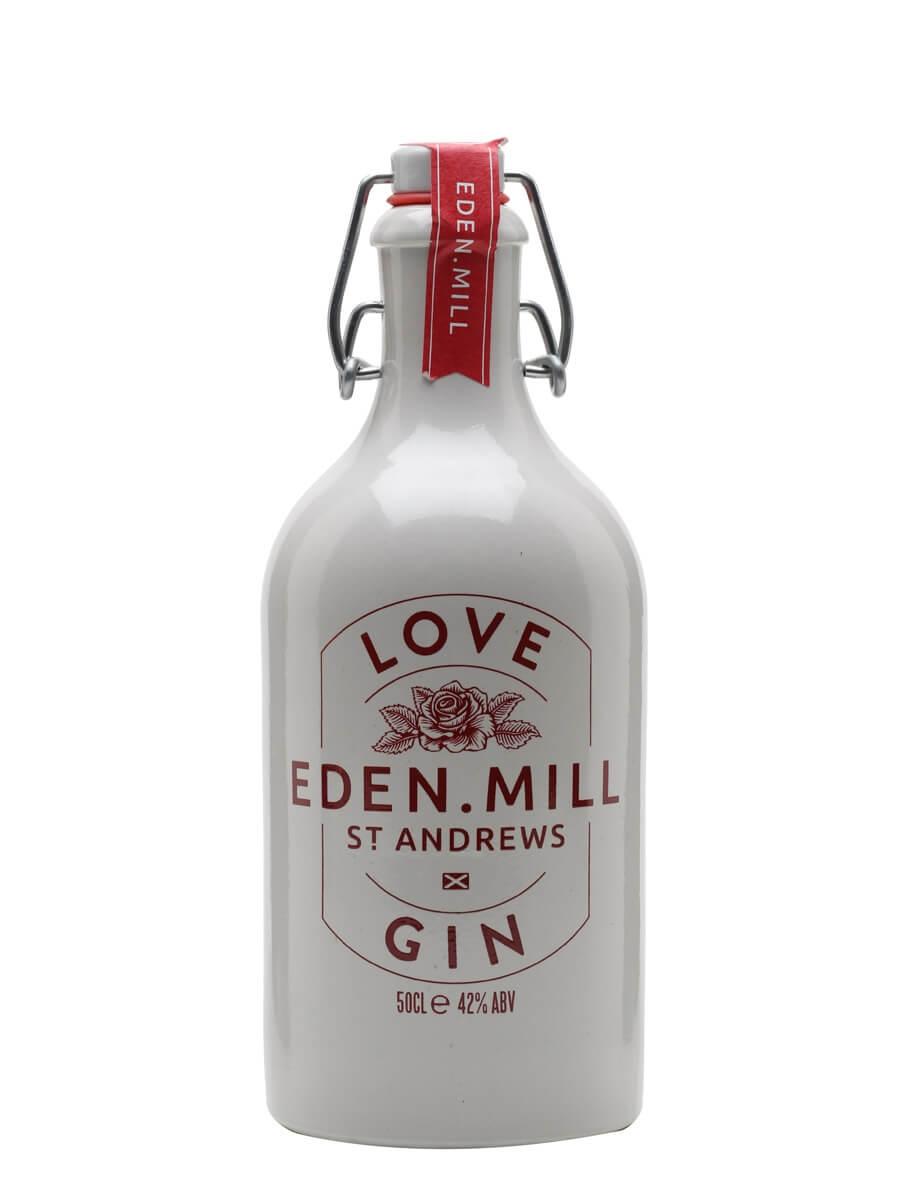 Eden Mill Love Gin / Ceramic Bottle