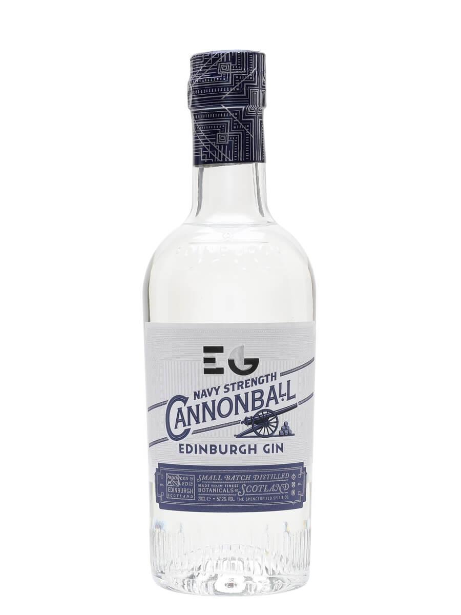Edinburgh Cannonball Gin / Small Bottle