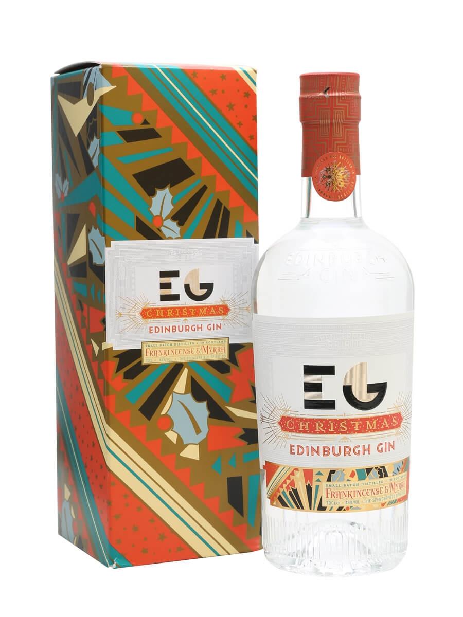 Edinburgh Gin Christmas Edition