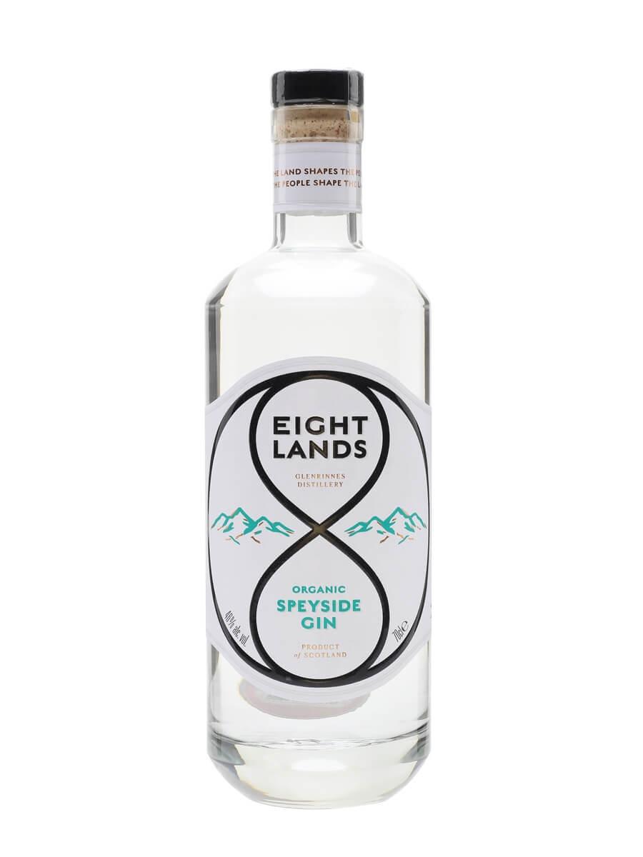Eight Lands Organic Gin
