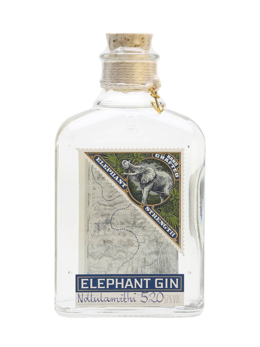 Elephant Strength Gin Navy Strength 50cl : Buy from The ...