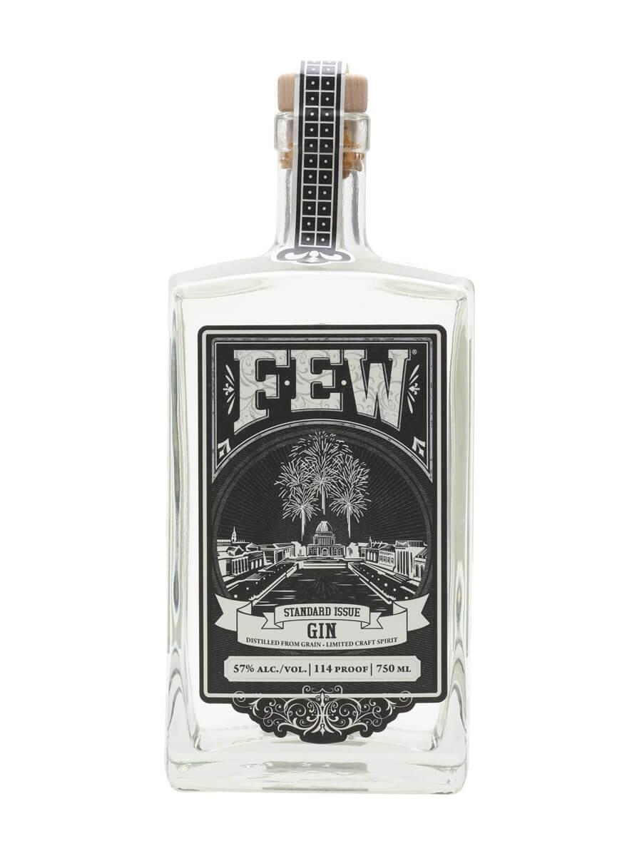FEW Standard Issue Navy Strength Gin