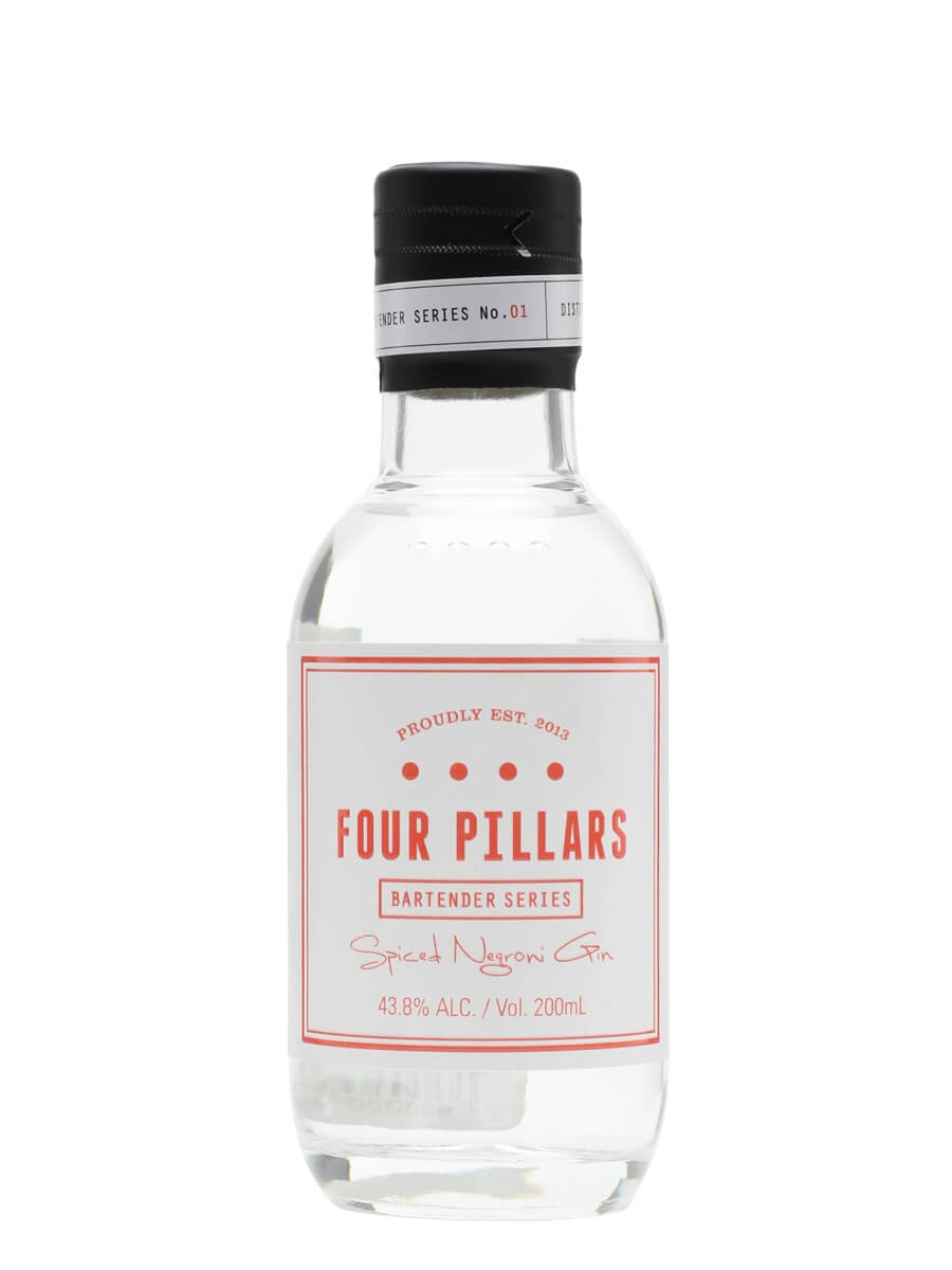 Four Pillars Spiced Negroni Gin / Small Bottle
