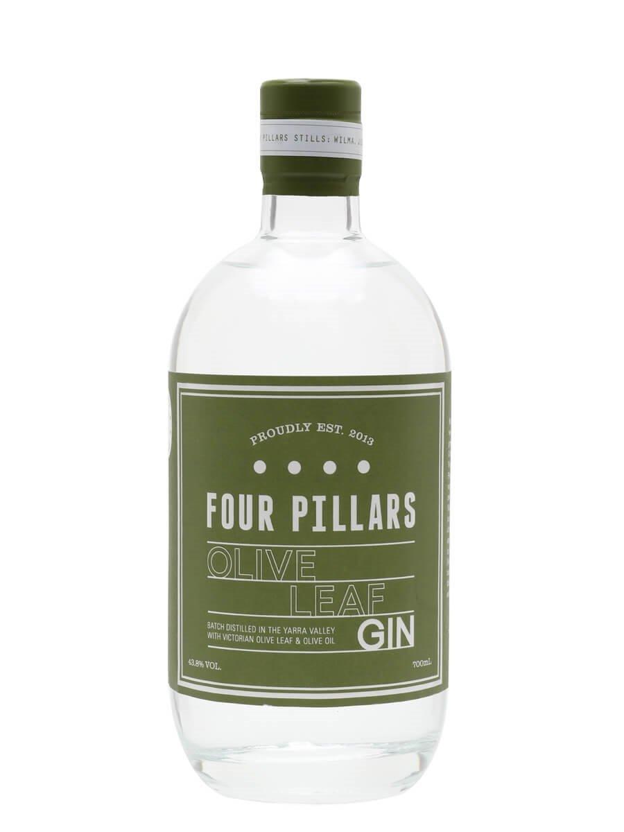 Four Pillars Olive Leaf Gin