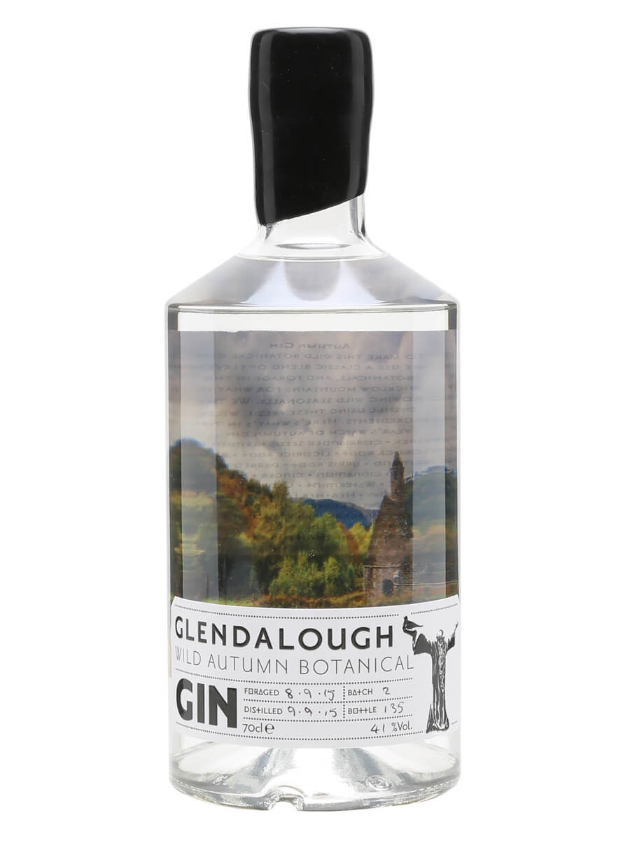 Glendalough Wild Autumn Botanical Gin 70cl Buy From The