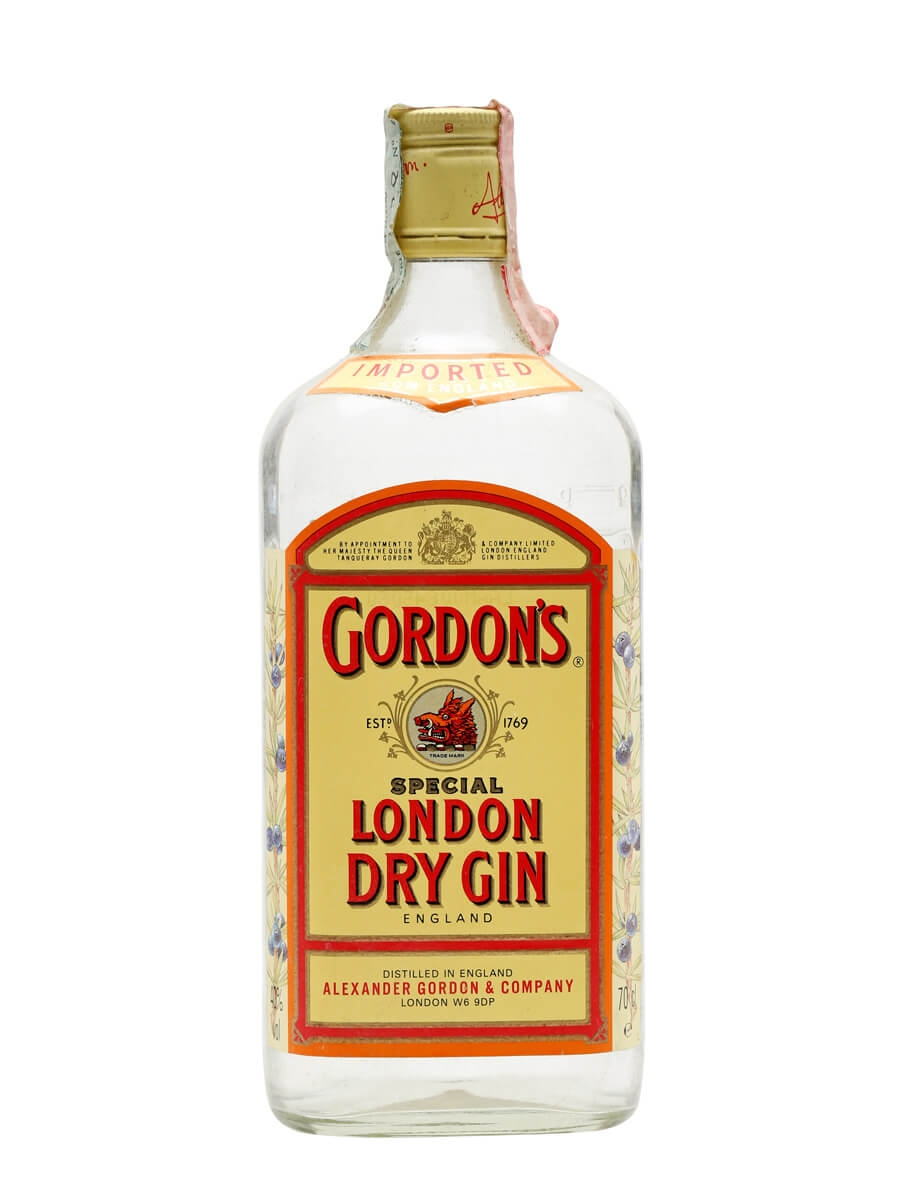 Gordon S Dry Gin Bot 1990s Buy From The Whisky Exchange