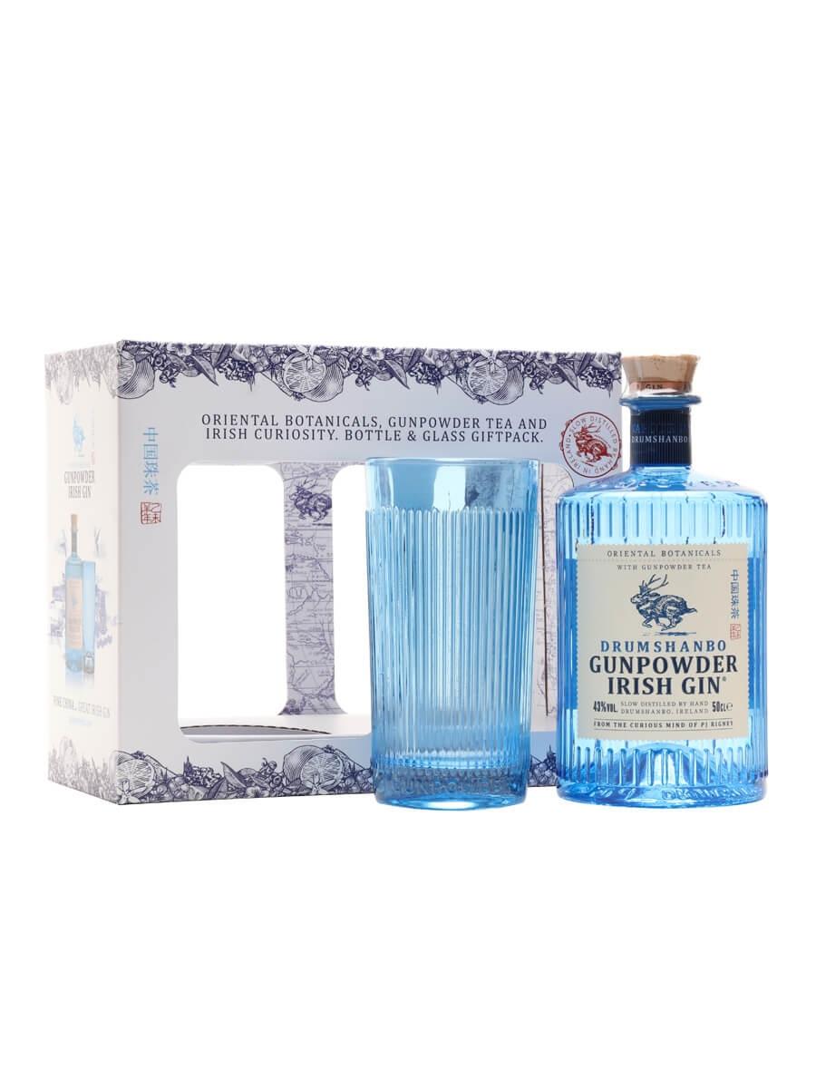 Gunpowder Irish Gin / Glass Pack