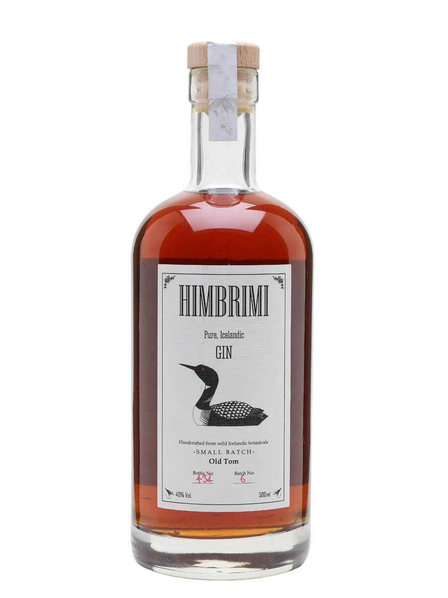 Himbrimi Old Tom Gin : Buy from The Whisky Exchange