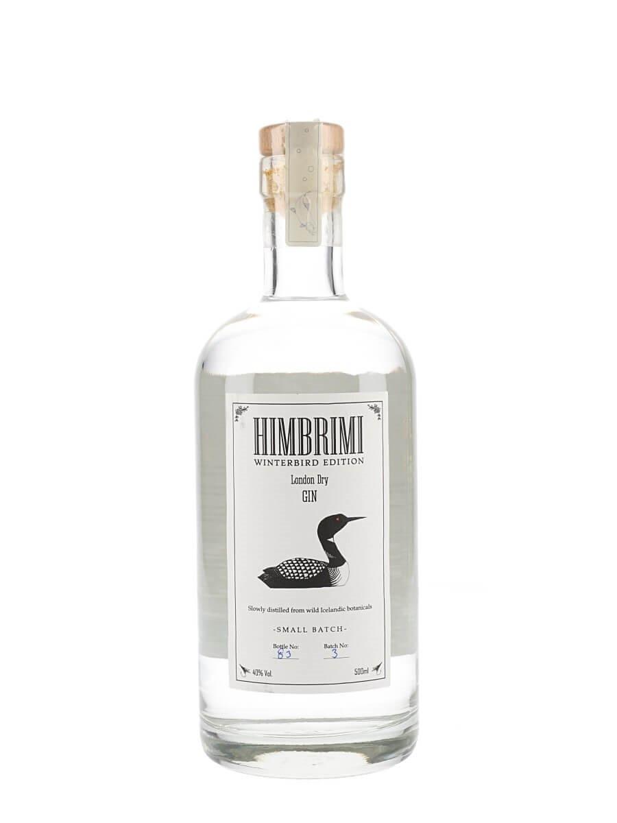 Himbrimi Winterbird Edition London Dry Gin