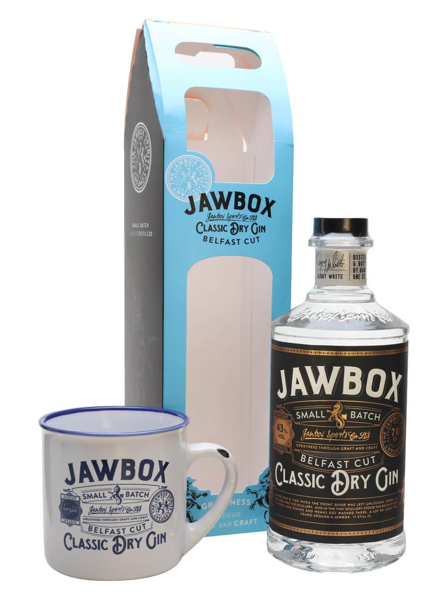 sc 1 st  The Whisky Exchange & Jawbox with Mug Gift Set : Buy from The Whisky Exchange