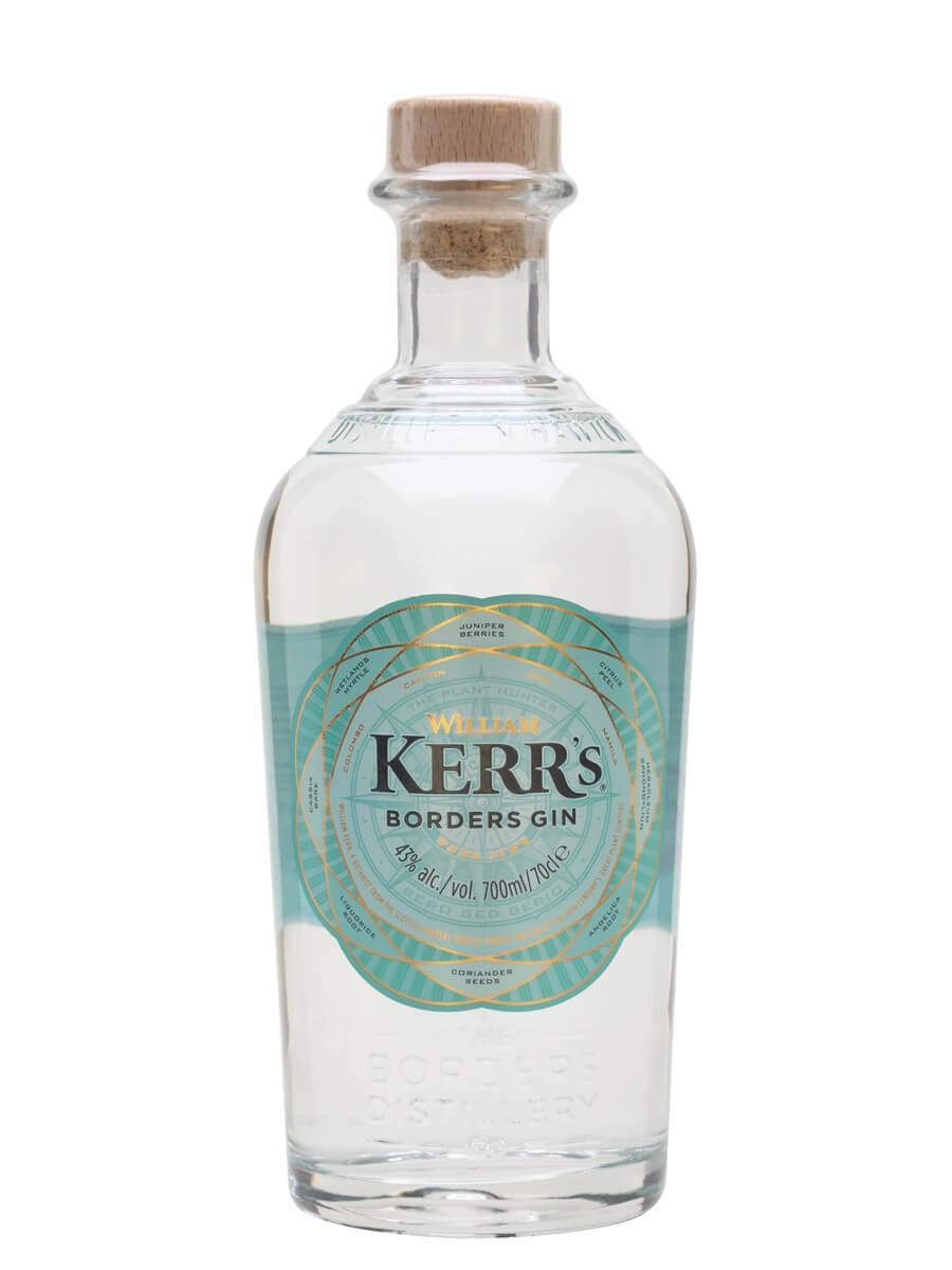 William Kerr Borders Gin