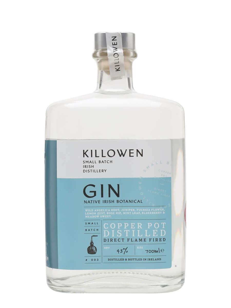 Killowen Native Botanical Gin