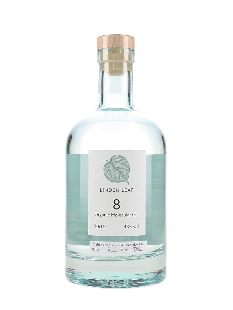 Linden Leaf 8 Organic Molecular Gin