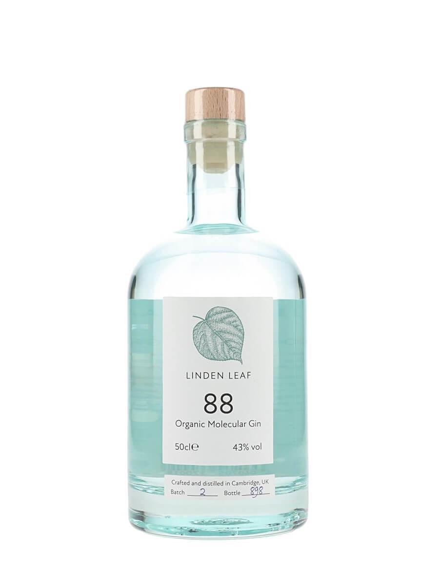 Linden Leaf 88 Organic Molecular Gin