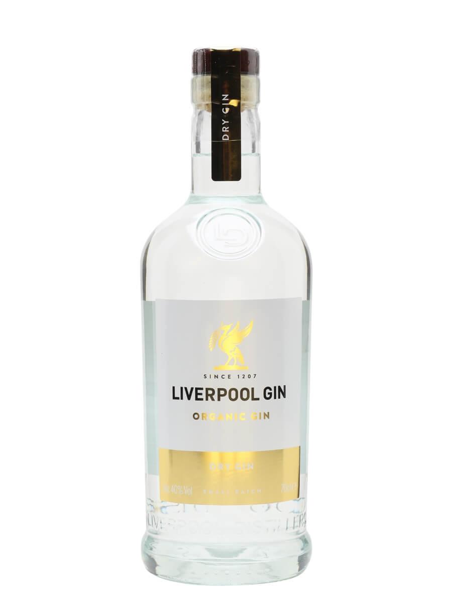 Liverpool Small Batch Gin