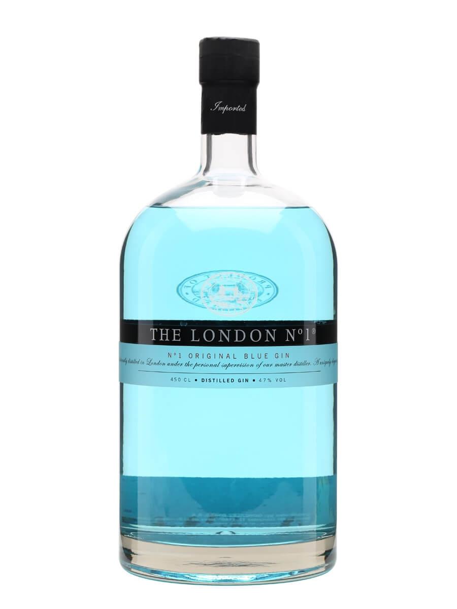 The London No.1 Original Blue Gin / Large Bottle