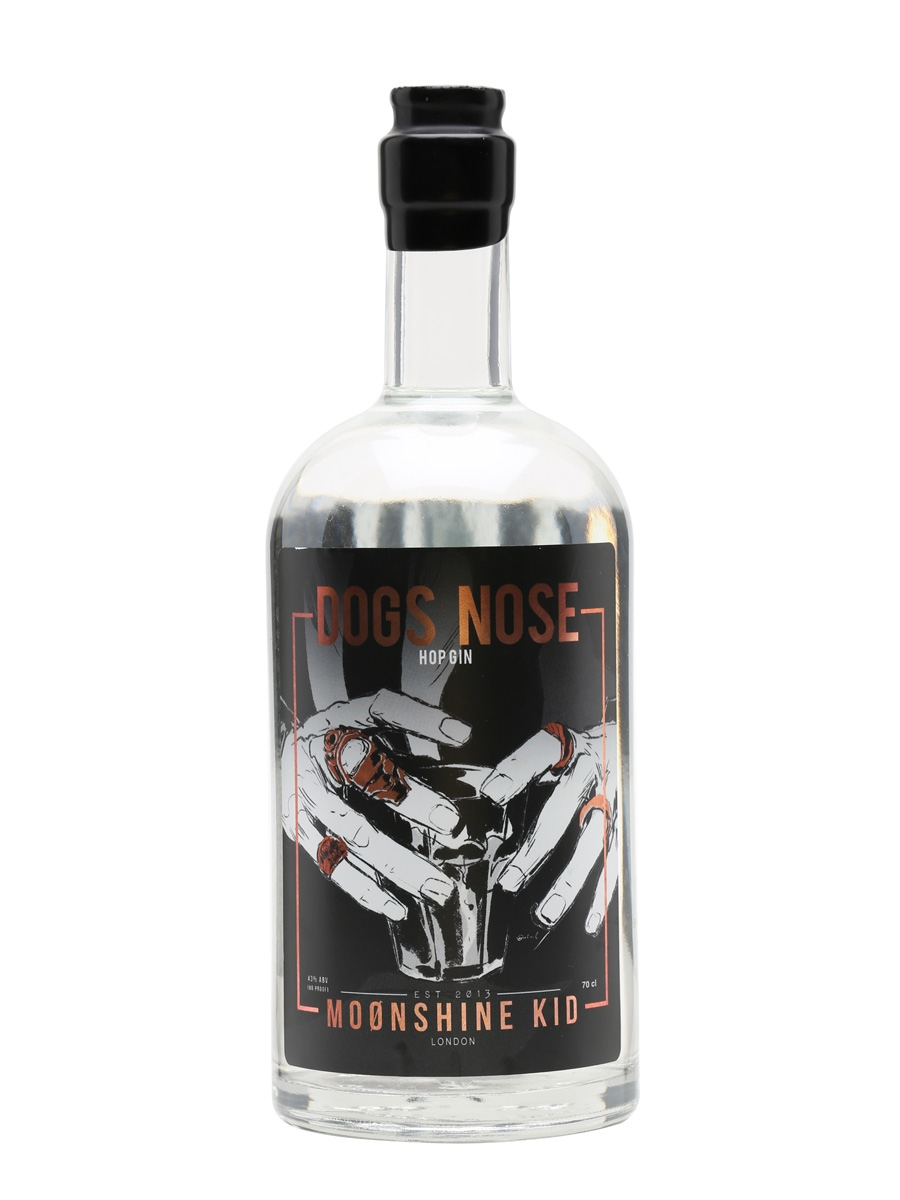 Moonshine Kid Dogs Nose Dry Hop Gin Buy From The
