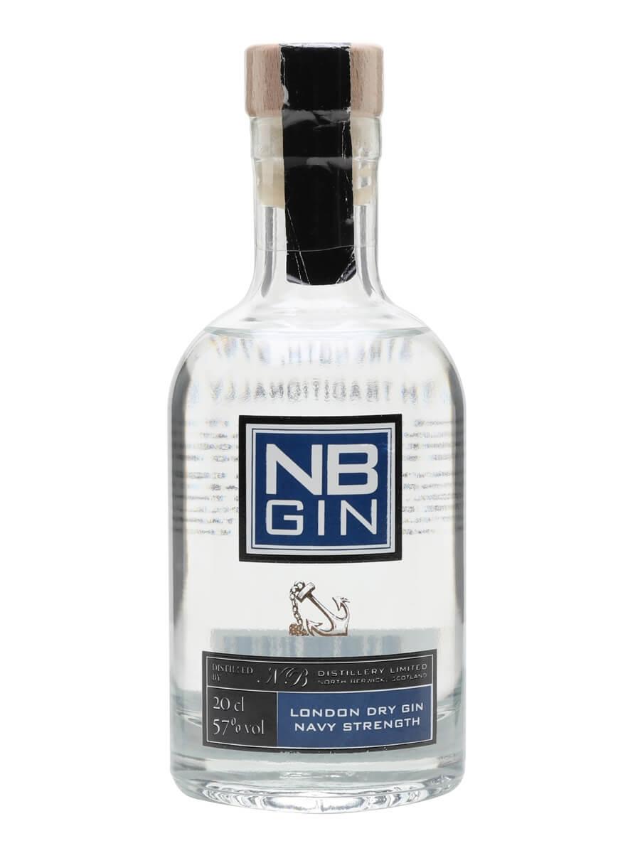 NB Navy Strength Gin / Small Bottle