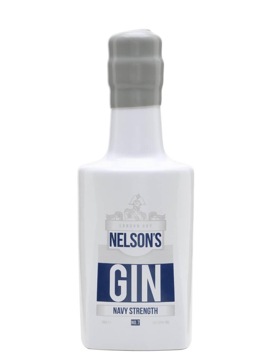 Nelson's Navy Strength Gin / Small Bottle