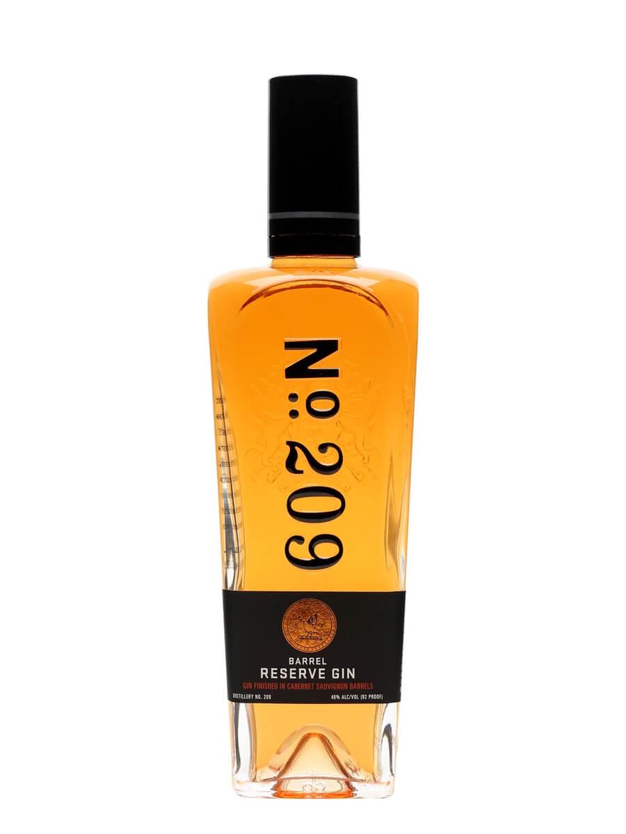 No.209 Cabernet Sauvignon Barrel Reserve Gin