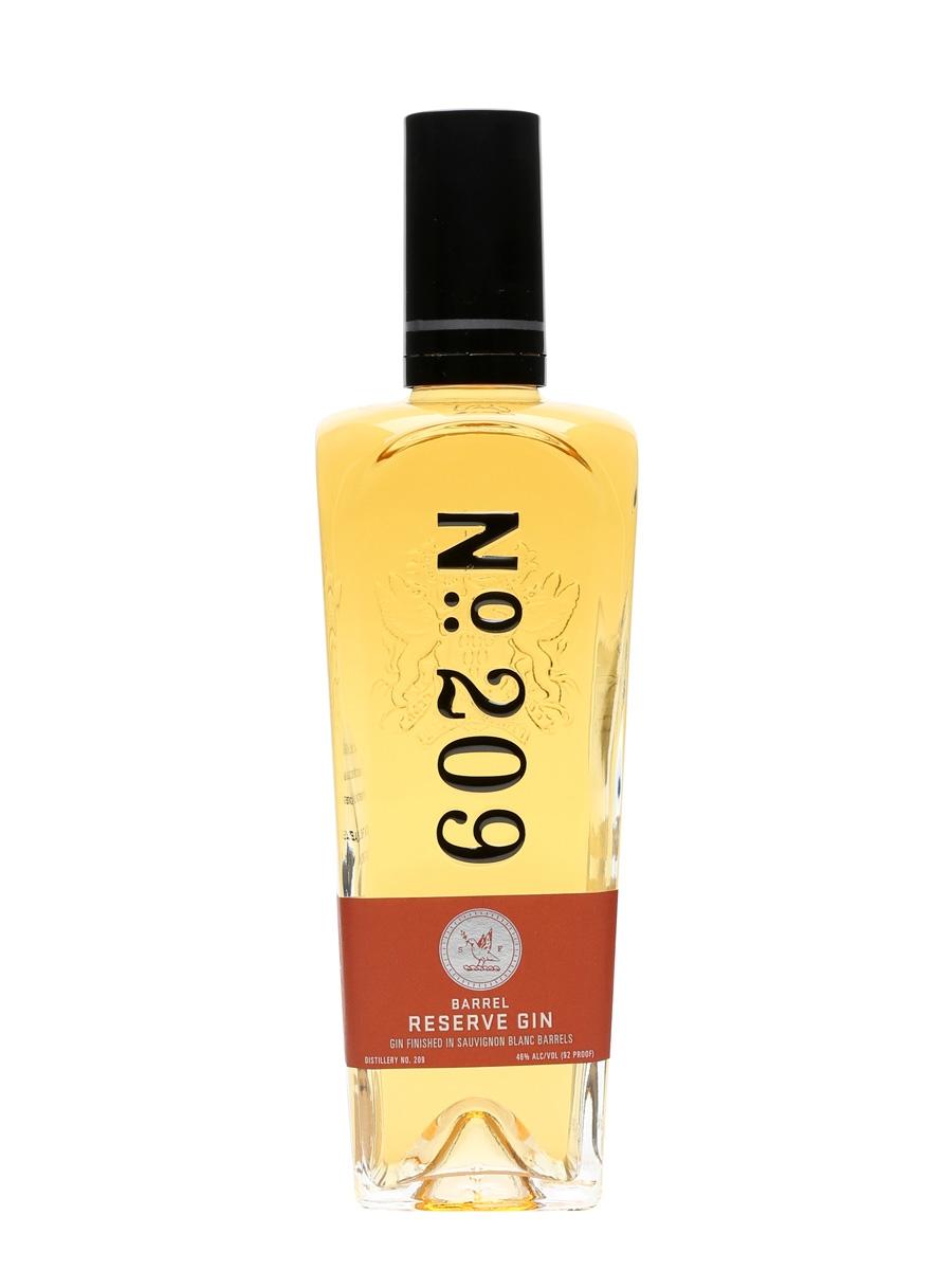 No.209 Sauvignon Blanc Barrel Reserve Gin