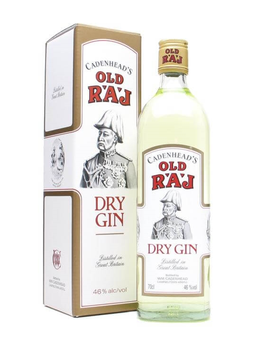 Old Raj Gin (46%)