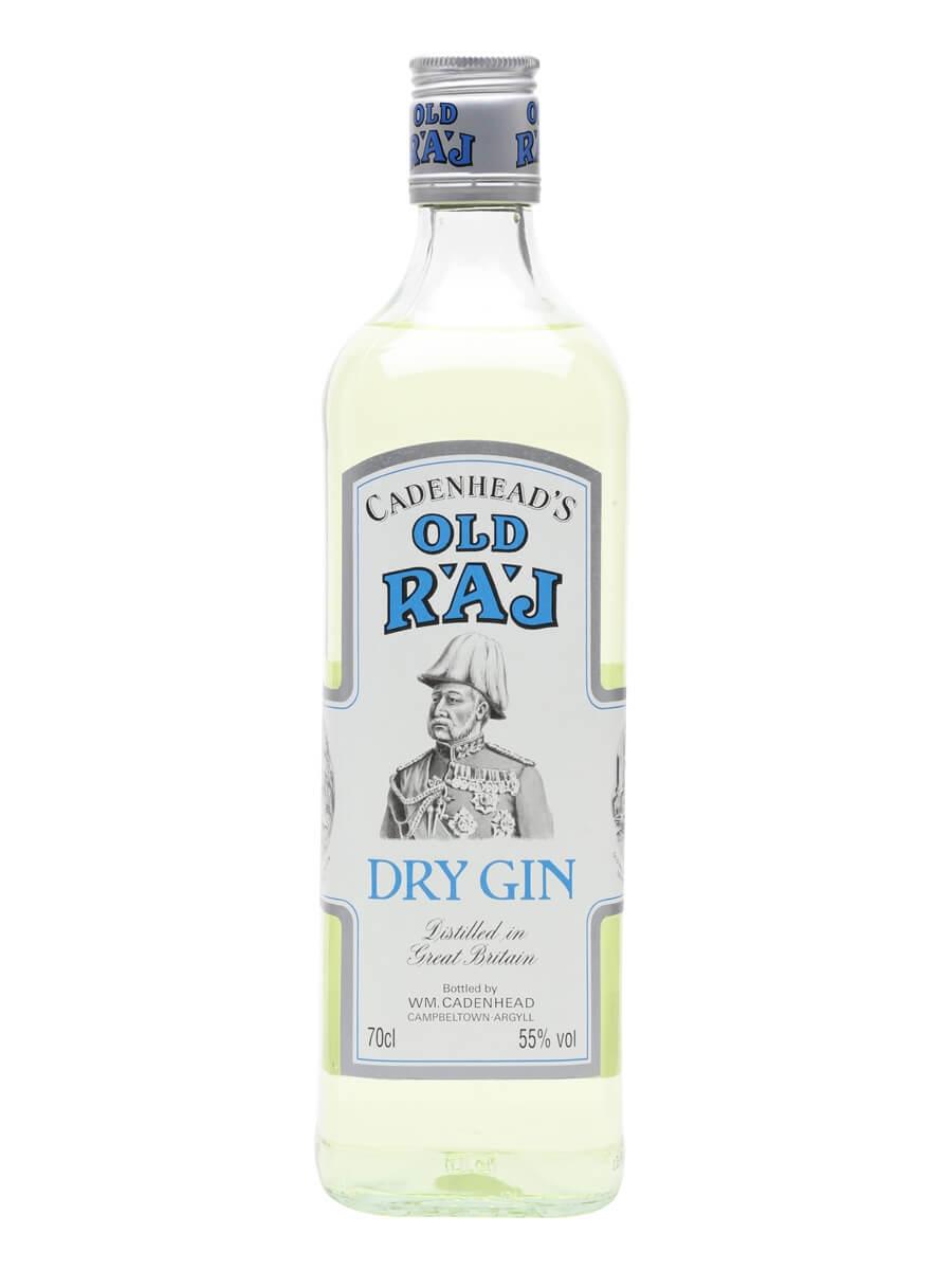 Old Raj Gin (55%)