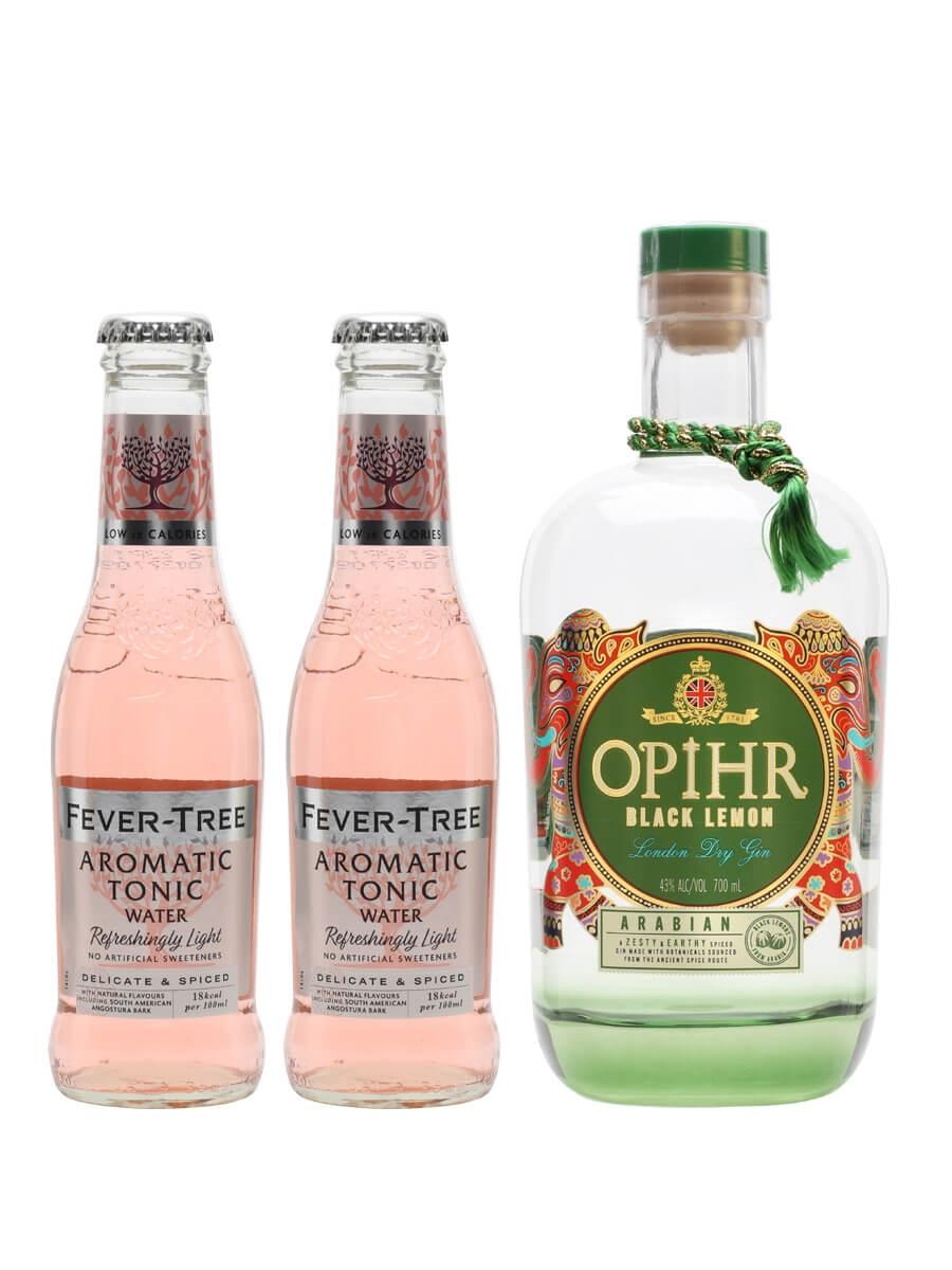 Opihr Arabian Edition London Dry Gin