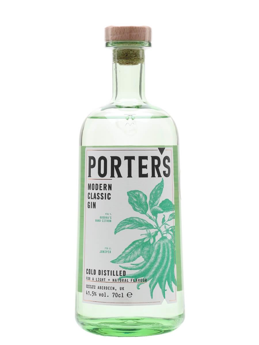 Porter's Modern Classic Gin