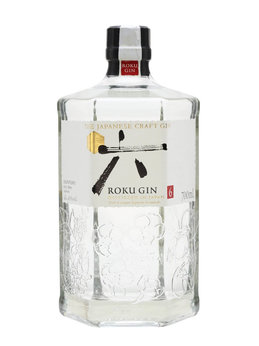 Roku Box: Roku Gin : Buy From The Whisky Exchange