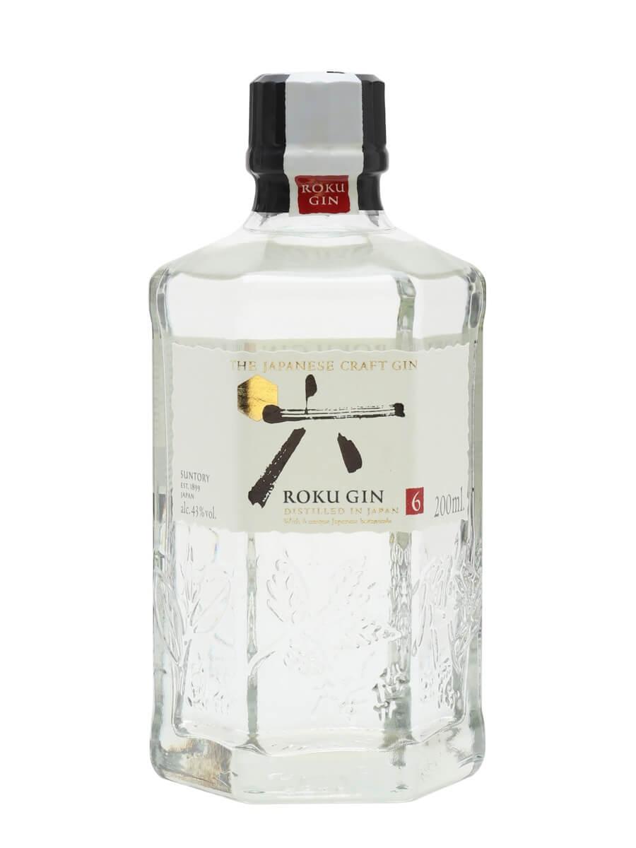 Roku Gin / Small Bottle