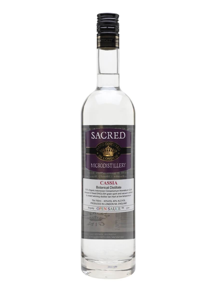 Sacred Cassia Gin