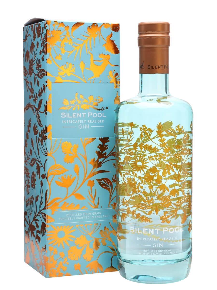 Speciality gin gifts gift ftempo - Silent pool gin ...