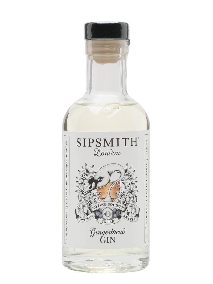 Sipsmith Gingerbread Gin / Small Bottle