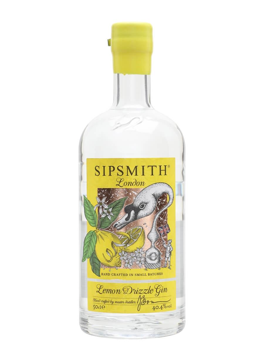 Sipsmith Lemon Drizzle Gin