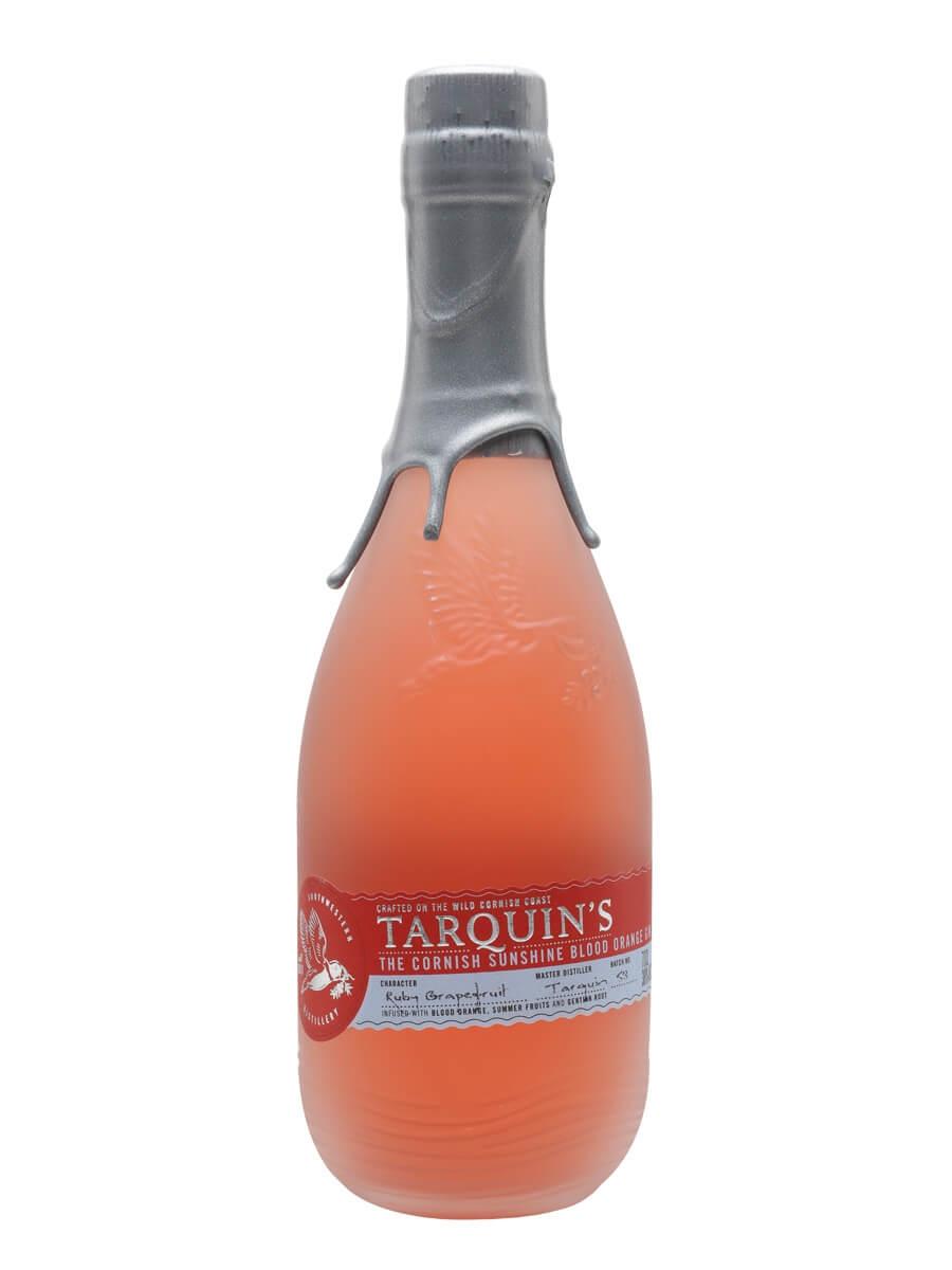 Tarquin's Cornish Sunshine Blood Orange Gin