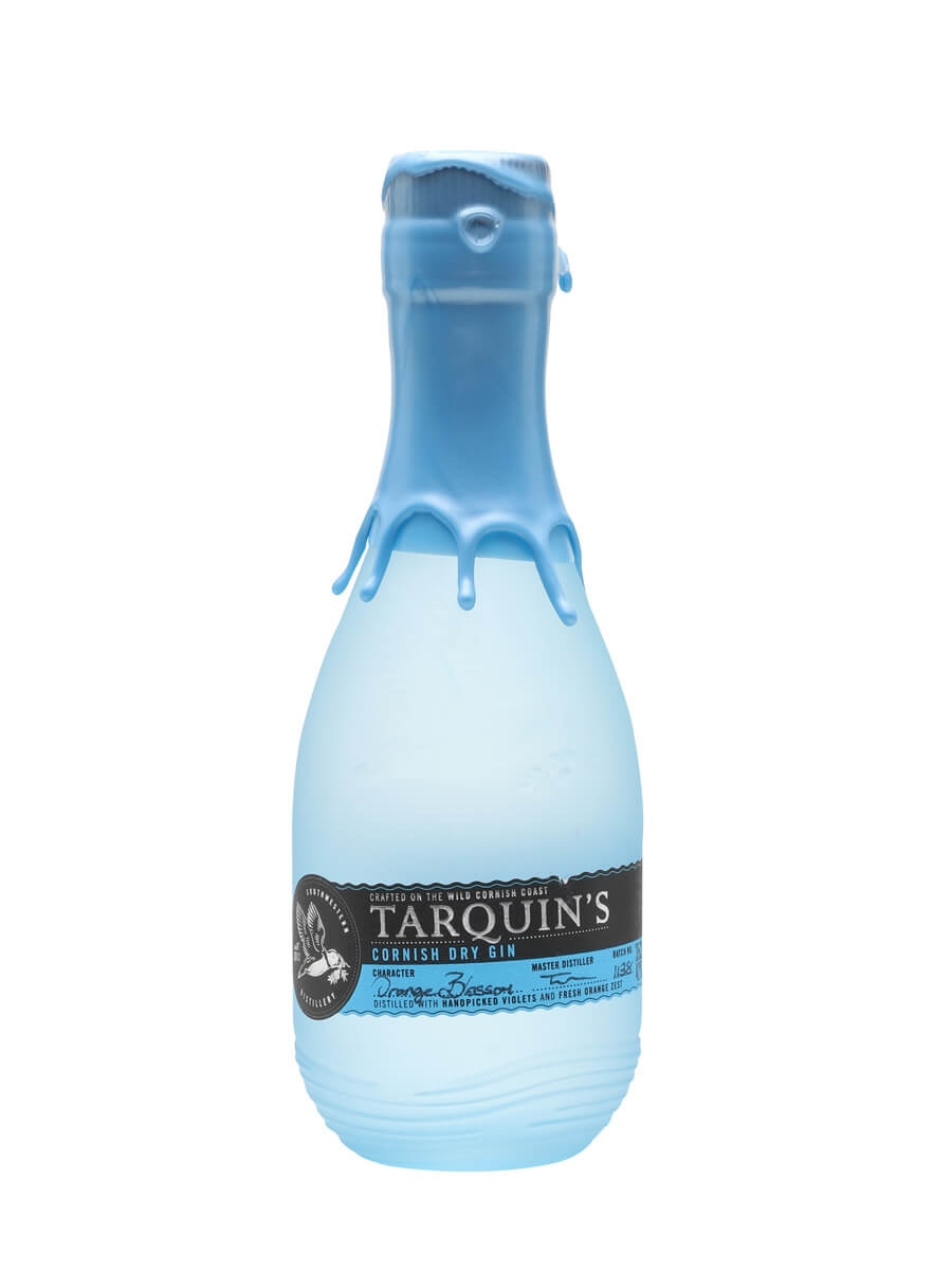 Tarquin's Cornish Dry Gin / Half Bottle