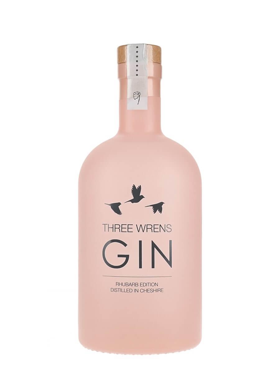 Three Wrens Rhubarb Edition Dry Gin
