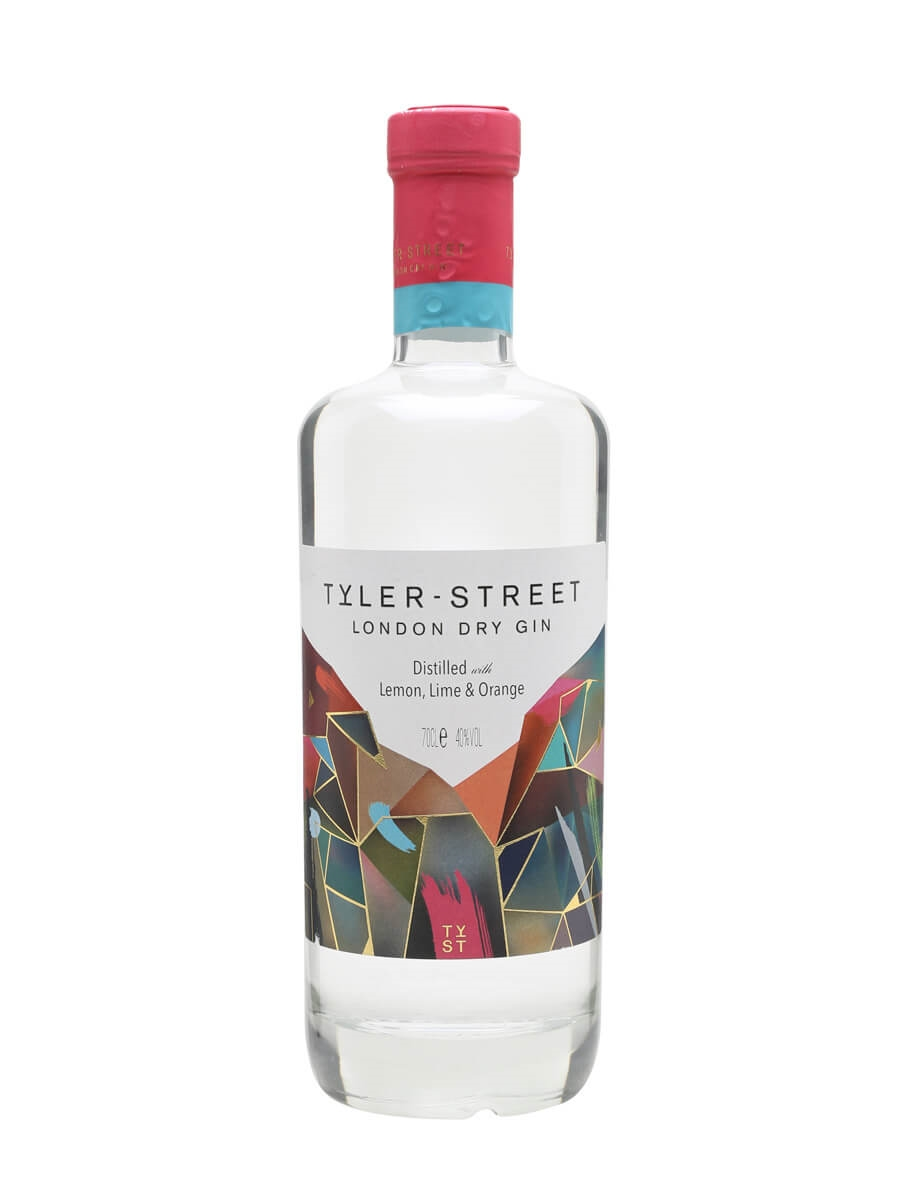 Tyler Street London Dry Gin