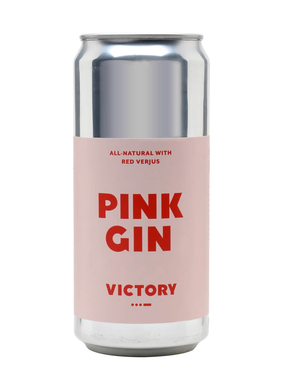 Victory Pink Gin Refill Can