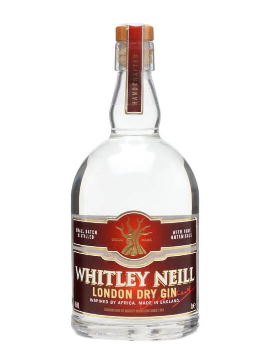 Whitley Neill Gin (48%)