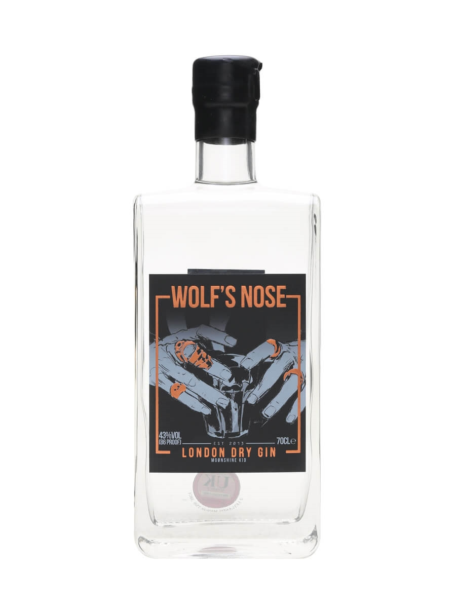 Wolf's Nose London Dry Gin