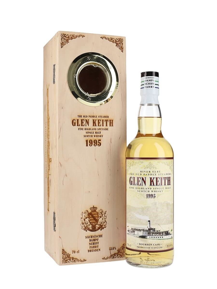 Glen Keith 1995 / Jack Wiebers Old Paddle Steamer