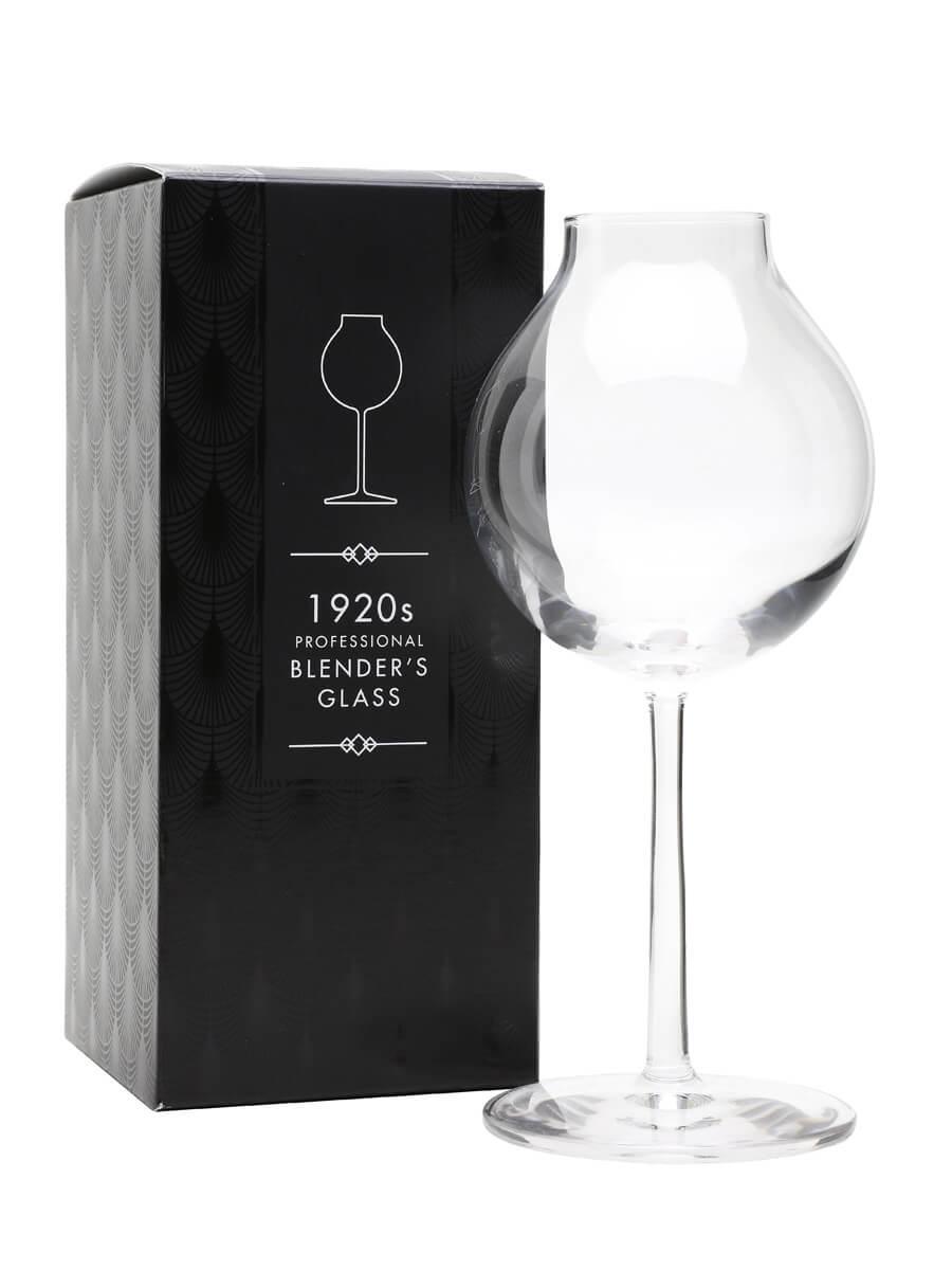 1920s' Professional Blender's Whisky Glass