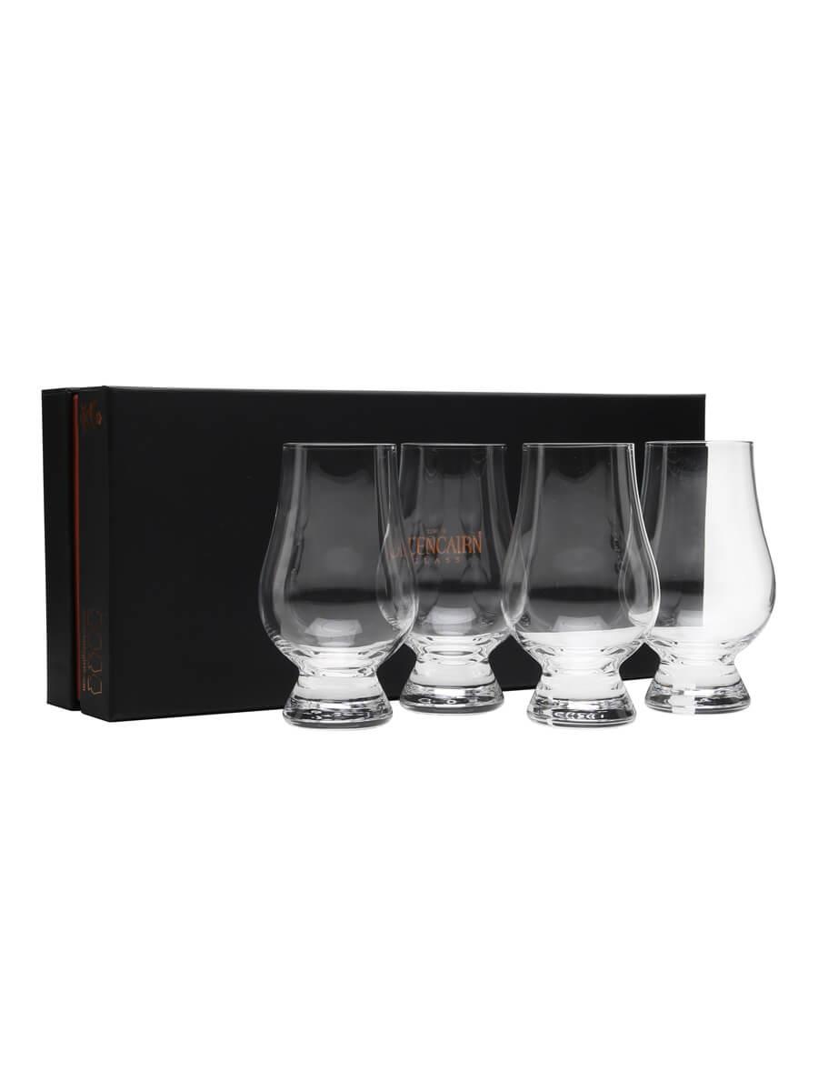 Glencairn Four Glasses Set / with Presentation Box