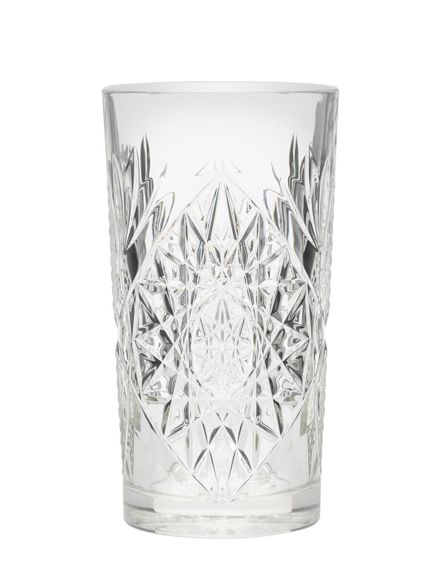 Hobstar Cooler Glass 16oz (47cl)